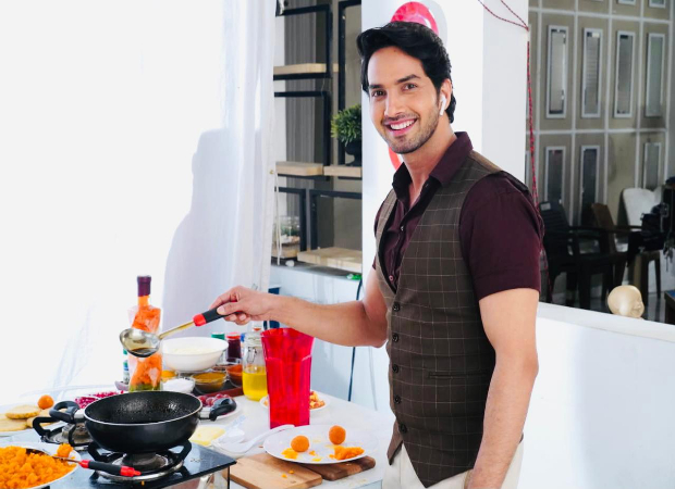 Pratham Kunwar prepares Jalebis for the cast and crew of Guddan Tumse Na Ho Payega