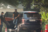 Ranbir Kapoor spotted at YRF studio Andheri