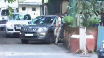 Rhea Chakraborty way to her home after she gets bail from Byculla Jail