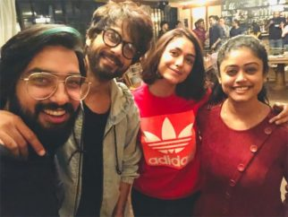 Sachet and Parampara to compose music for Shahid Kapoor and Mrunal Thakur starrer Jersey