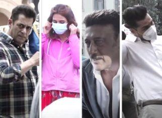 Salman Khan, Disha Patani, Jackie Shroff, Randeep Hooda show what it's like to shoot Radhe amid coronavirus pandemic