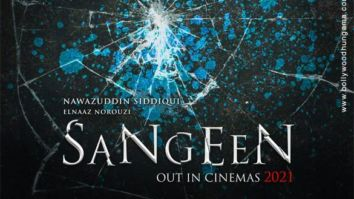 First Look Of Sangeen
