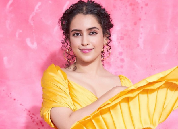 Sanya Malhotra talks about her experience of working without a script in Anurag Basu's Ludo