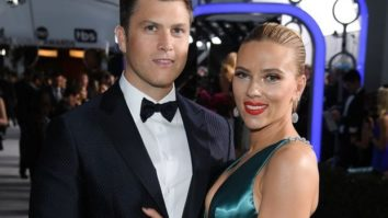 Scarlett Johansson and Colin Jost are married, the couple ties the knot in private ceremony
