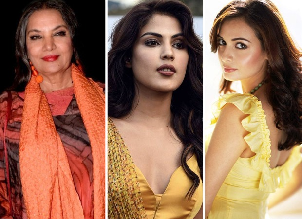 Shabana Azmi reacts after Rhea Chakraborty finally gets bail, Dia Mirza questions her bail rejection