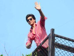 Shah Rukh Khan's fanclub will celebrate his birthday virtually instead of visiting Mannat