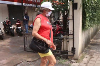 Shakti Kapoor spotted in Juhu