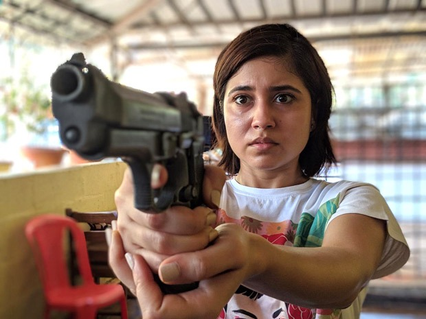 Shweta Tripathi underwent gruelling prep for Mirzapur 2 including extensive gun training