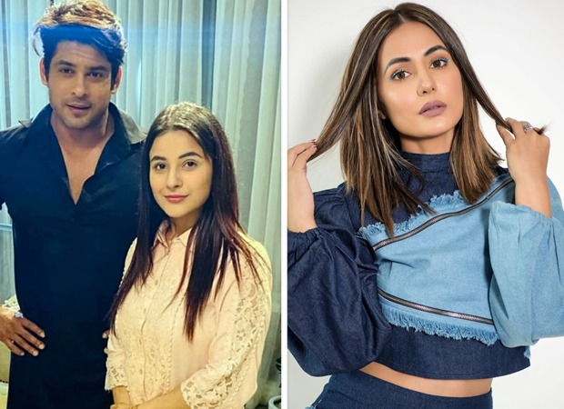 Sidharth Shukla says his bond with Shehnaaz Gill was the best as he recalls the memories with Hina Khan on Bigg Boss 14