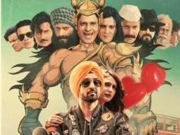 First Look Of The Movie Suraj Pe Mangal Bhari