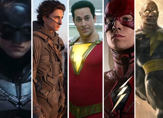 The Batman pushed to 2022, Dune, Shazam 2 and The Flash delayed; Black Adam removed from Warner Bros calendar