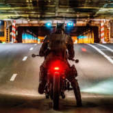The Batman star Robert Pattinson rides Batcycle in the newly surfaced photo from the setin Chicago
