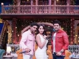 The Kapil Sharma Show: Guru Randhawa and Nora Fatehi to get groovy on 'Nach Meri Rani'