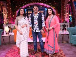The Kapil Sharma Show Poonam Dhillon and Padmini Kolhapure speak about their early days in the film industry and more