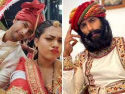 Tujhse Hai Raabta's Reem Shaikh and Sehban Azim look unrecognisable in their new Rajasthani avatar