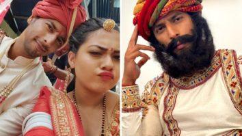 Tujhse Hai Raabta's Reem Shaikh and Sehban Azim look unrecognisable in their new Rajasthani avatar