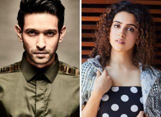 Vikrant Massey and Sanya Malhotra to star in Gurgaon director Shanker Raman's next