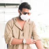 Prabhas heads to Italy to resume shoot for Radhe Shyam