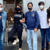 'Its Hungama time' for Paresh Rawal, Shilpa Shetty, Meezan Jaffrey and Pranitha Subhash