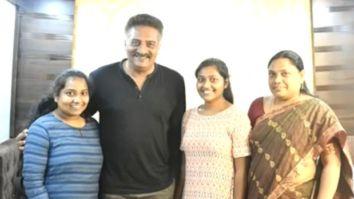 Prakash Raj provides financial support to a Telugu Dalit student to pursue higher education