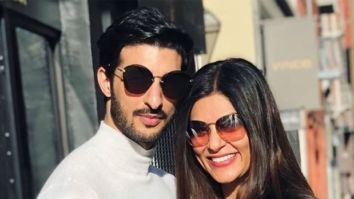 This is how Sushmita Sen and boyfriend Rohman Shawl reacted to a fan asking about their wedding