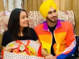 WATCH: Neha Kakkar shares video of the time she first met her beau Rohan Preet Singh's parents