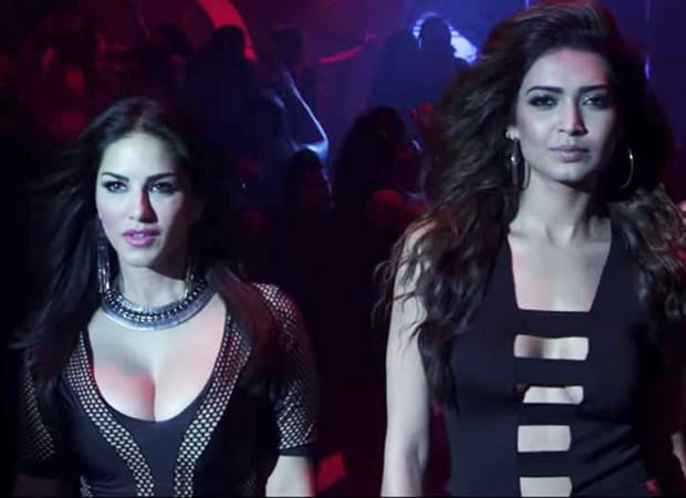 Sunny Leone and Karishma Tanna star in a sexy action thriller web series titled Bullets; trailer out now