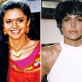 25 years of Dilwale Dulhania Le Jayenge: Mandira Bedi does a 25 year challenge; asks the cast to take up the challenge