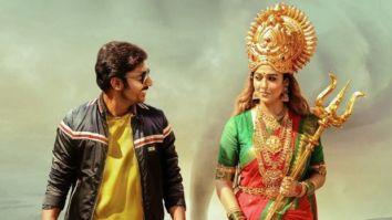 Nayanthara starrer Mookuthi Amman to release on Disney+ Hotstar on Diwali