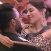 Bigg Boss 14: Jaan Kumar Sanu starts blushing as Nikki Tamboli kisses him on the cheek