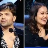 When Himesh Reshammiya sang a song about Neha Kakkar meeting a boy in Chandigarh right before the wedding announcement; calls it telepathy