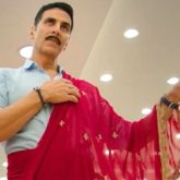 """"""" I wasn't able to move properly while being in a saree, forget about dancing and fighting in it""""- Akshay Kumar on wearing a saree for Laxmmi Bomb"""