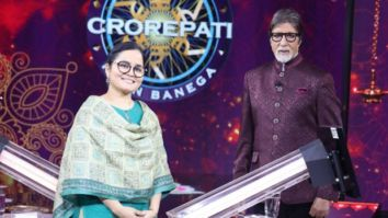"""KBC is an aspiration for every commoner like me and when that turns into reality, it is unmatchable"", says Nazia Nasim, the first Crorepati of KBC 12"