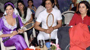 13 Years Of Om Shanti Om: Deepika Padukone shares rare photos with Shah Rukh Khan and Farah Khan