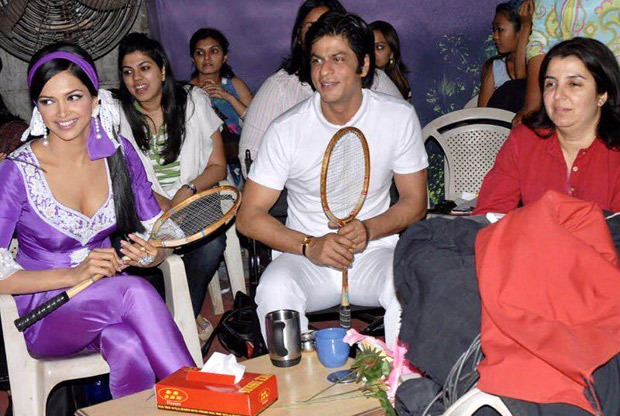 13 Years Of Om Shanti Om: Deepika Padukone shares rare photos with Shah Rukh Khan and Farah Khan