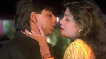 27 Years Of Baazigar: Shilpa Shetty recalls shooting her life's first song 'Ae Mere Humsafar' with Shah Rukh Khan