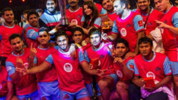 Abhishek Bachchan's Jaipur Pink Panthers will roar again as Sons of The Soil on Amazon Prime Video