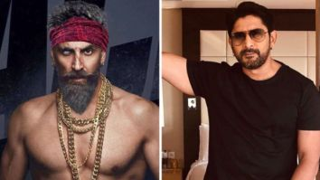 Akshay Kumar and Arshad Warsi team up for the first time for Bachchan Pandey