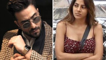 """Aly Goni tries to wake Nikki Tamboli up after becoming the captain of Bigg Boss 14, says, """"This is not our fathers' show"""""""