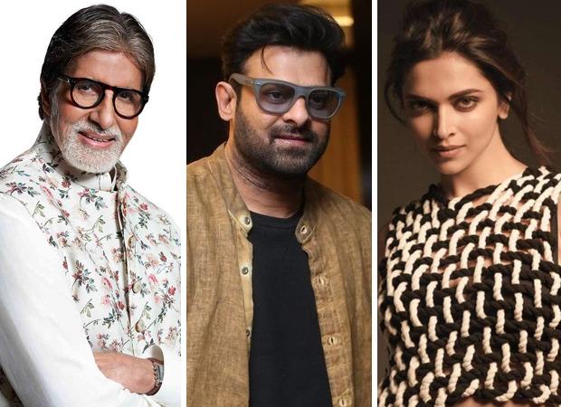 अमिताभ बच्चन प्रभास और दीपिका पादुकोण स्टारर फिल्म में पूरी भूमिका निभाएंगे