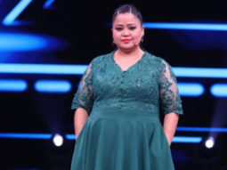 Hours after her arrest, Bharti Singh was seen cracking up the audience on a TV show with a joke on Indian Idol judge Neha Kakkar