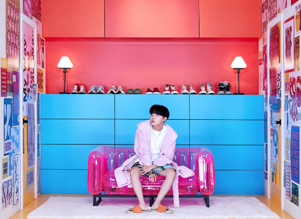 BTS' J-Hope features in the last concept photos from 'BE' andhis room is all about positivity and happiness