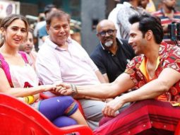 Coolie No 1: When David Dhawan was angry with Varun Dhawan but vented it on Sara Ali Khan during 'Main Toh Raste Se' shoot