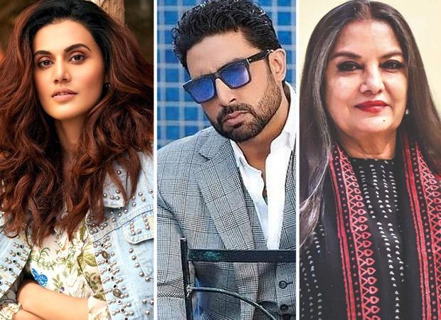 Diwali 2020: Taapsee Pannu, Abhishek Bachchan, Shabana Azmi & more reveal how they plan to celebrate festival of lights