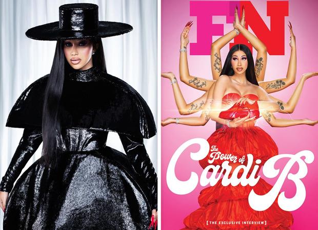 Cardi B apologises for disrespectful campaign replicating Hindu goddess