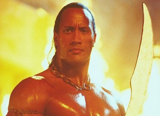 Dwayne Johnson is working on the reboot of his film The Scorpion King