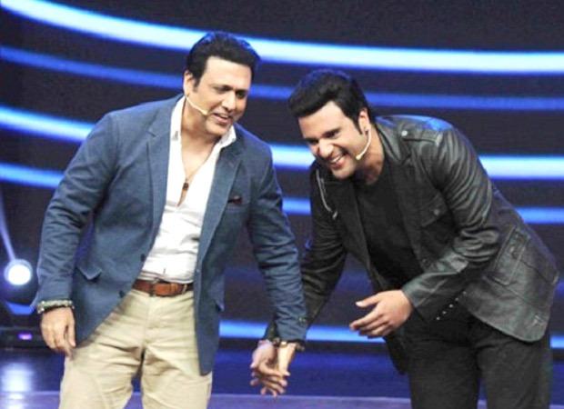 Govinda slams back at his nephew Krushna Abhishek