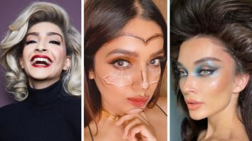 Halloween 2020 Sonam Kapoor Ahuja, Bhumi Pednekar, Amy Jackson show how to look their creative best; share their makeup tutorials