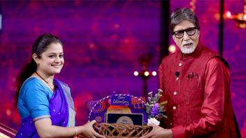 IPS officer Mohita Sharma becomes the next crorepati on Kaun Banega Crorepati 12