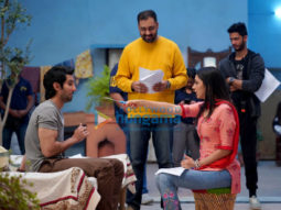 On The Sets From The Movie Indoo Ki Jawani